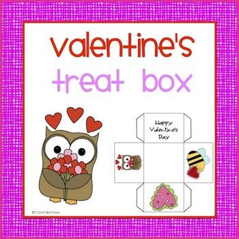 Valentine's Day Treat Box