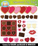 Valentine's Day Treats Clipart {Zip-A-Dee-Doo-Dah Designs}