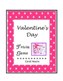 Valentine's Day Trivia ♥ Game For French, German, Italian,