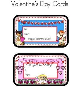 Valentine's Day Unit