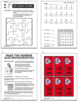 Valentines Day Center–National Holiday Games, Math + Valentines Day Poetry