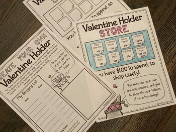 Valentine's Day Unit from Teacher's Clubhouse