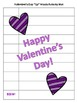 "Valentine's Day ""Up"" Words Word Scramble Activity-Version Two"