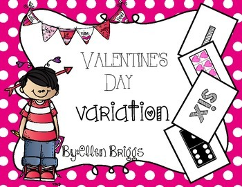 Valentine's Day Variation {1-10 Top It}