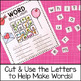 Valentines Day Word Builder & Finder Activities