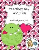 Valentine's Day Word Fun