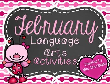 February Word Sort