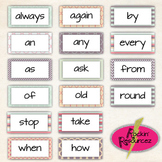 Valentines Day Word Wall Words (Digital & Printable) Dolch