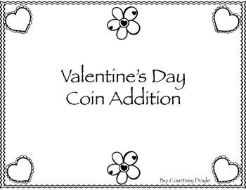 Valentine's Day Words Money
