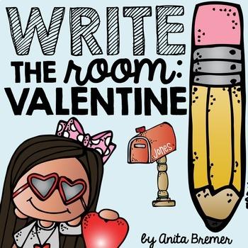 Write the Room Valentine's Day