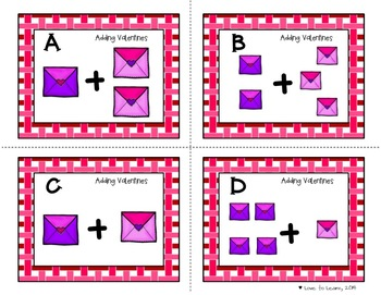 Valentine S Day Write The Room 5 Math Activities