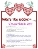 Valentine's Day - Write the Room Activity