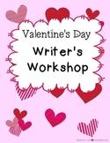 Valentine's Day Writer's Work Shop