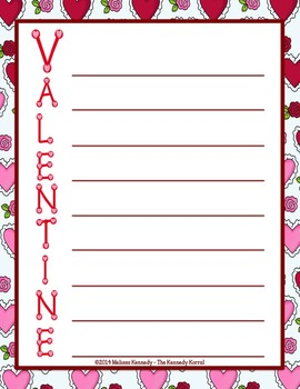 Writing Prompts: Valentine's Day