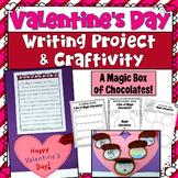 Valentine's Day Writing & Craftivity Project