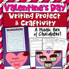 Valentine's Day Writing & Craftivity Project