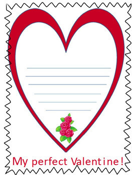 Valentine's Day Writing Fun!