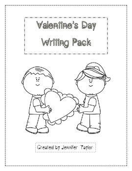 Valentine's Day Writing Pack