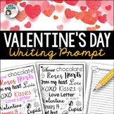 Valentine's Day Writing Prompt / Subway Art Idea - FREE!