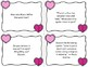 Valentine's Day Writing Prompts on Task Cards