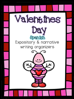 Valentines Day Writing Spanish