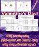Valentine's Day - Writing and Patterning Fun. CCS Aligned