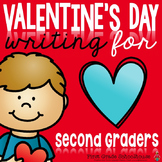 Valentine's Day Writing for Second Graders