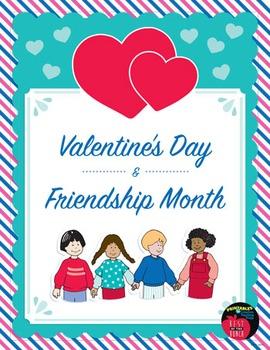 Valentine's Day and Friendship Month