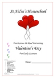 Valentine's Day for Early Learners, Activity Book
