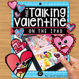 Valentine's Day iPad Talking Card Activity: Make a Video C