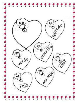 Valentine's Day in Spanish- Hearts and Phrases to make your Valentinos