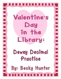 Valentine's Day in the Library