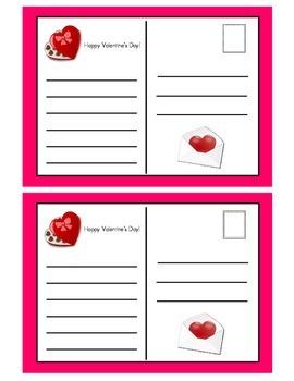 Valentine's Day postcards | Valentine's day cards