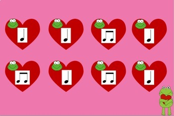 Valentine's Day the Orff way: A Valentine's Lesson about Froggy Went A-Courtin'