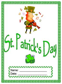 St. Patrick's Day themed unit; self-contained special ed p