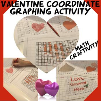 Valentine's DayCoordinate Graphing