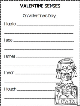 A Bundle of Valentine's Day Activities...Math, Literature, Word Work and Crafts!