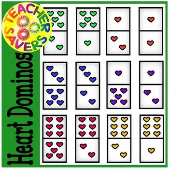 Valentines Domino's