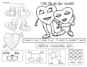 Valentines El Día de San Valentín