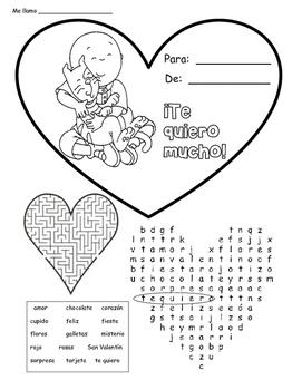 Valentines El Día de San Valentín Caillou