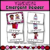 Valentines Emergent Reader