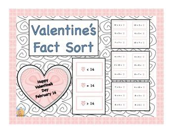 Valentine's Fact Sort