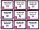 Valentine's Day Mini Task Cards: Finding Factors