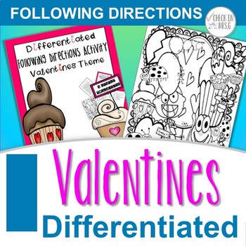 Valentines Following Directions