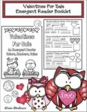 Valentines Day Money Activities Valentines For Sale Emergent Reader
