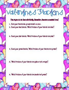 Valentine's Fractions
