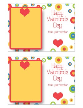Valentines For Students From Teachers Teaching Resources Teachers