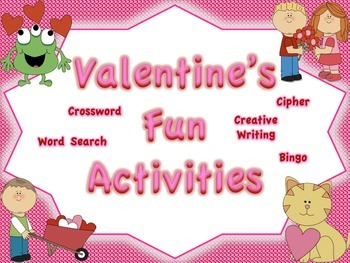 Valentine's Fun Activities