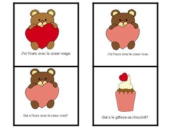 Valentine's Fun in French