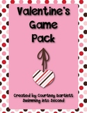 Valentine's Game Pack
